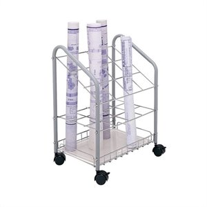 Tubular Steel Wire Roll File -12 Compartments