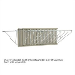 Pivot Wall File Rack