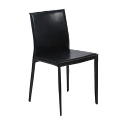 Eurostyle Shen Dining Chair in Black