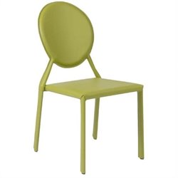 Eurostyle Isabella  Dining Chair in Green