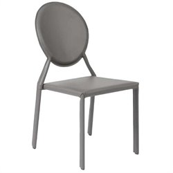Eurostyle Isabella  Dining Chair in Gray