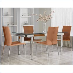 Eurostyle Danube Max 5 Piece Dining Set