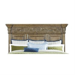 Pulaski Stratton California King Panel Headboard in Acacia