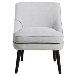 Pulaski Accentrics Home Upholstered Accent Chair in Gray