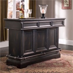 Pulaski Brookfield Home Bar in Brown