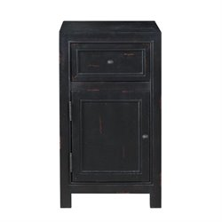 Pulaski Marnie Accent Table Black