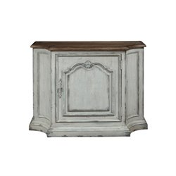 Pulaski Oyster Bay Console in White