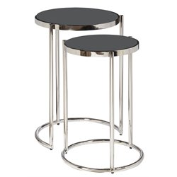 Pulaski Duet End Table in Multi