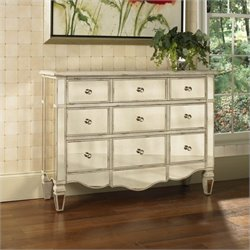Pulaski Accents Mirrored Accent Chest