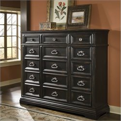 Pulaski Brookfield Gentleman's Chest in Ebony