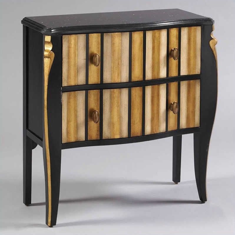 Accents Modern Mojo Accent Chest in Dijon