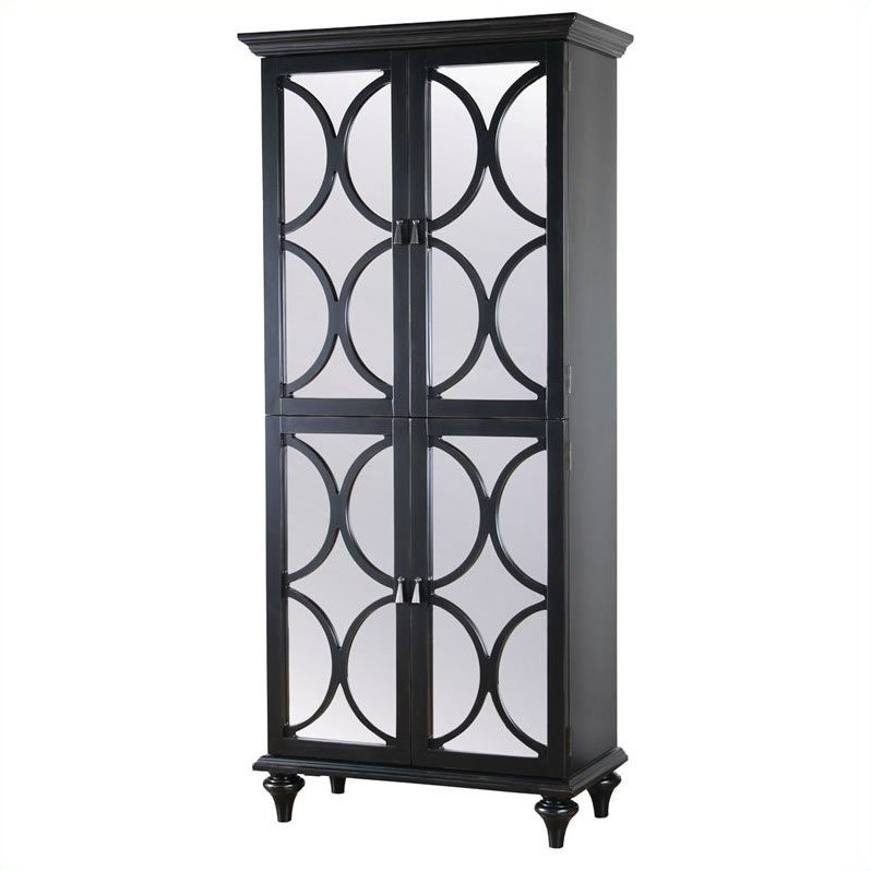 Accents Modern Mojo Wine Cabinet in Alannis