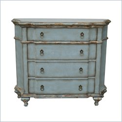 Pulaski Accent Chest in French Blue