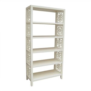 Pulaski Accents Etagere in Painted White
