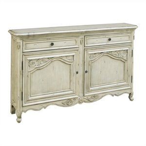 Pulaski Accents Charming Console in White