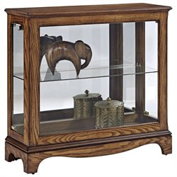 Pulaski Console in Light Wood