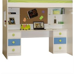 Berg Furniture Utica Desk Station for Dorm