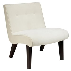 Tufted Valencia Chair in Cream