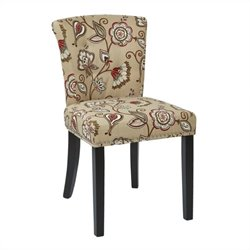 Avenue Six Kendal Dining Chair in Avignon Bisque