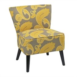 Avenue Six Apollo Chair in Sweden Dijon