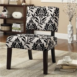 Avenue Six Jasmine Accent Chair in Paradise