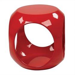 Avenue Six Slick Cube in Red