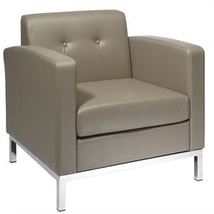 Arm Chair in Gray