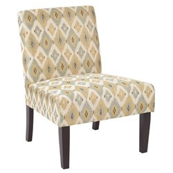 Accent Chair in Santa Fe Oyster