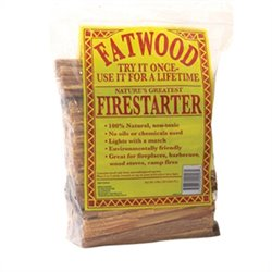 Uniflame 4 Pounds Fatwood In Poly Bag