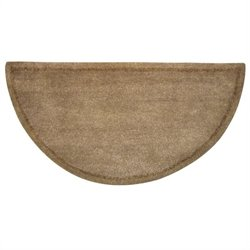 Uniflame Beige Hand Tufted 100% Wool Rug