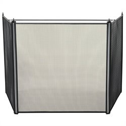 3 Fold Oversized Stove Screen