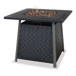 Uniflame Outdoor LP Gas Fireplaces