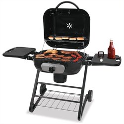 Uniflame Deluxe Outdoor Charcoal Grill
