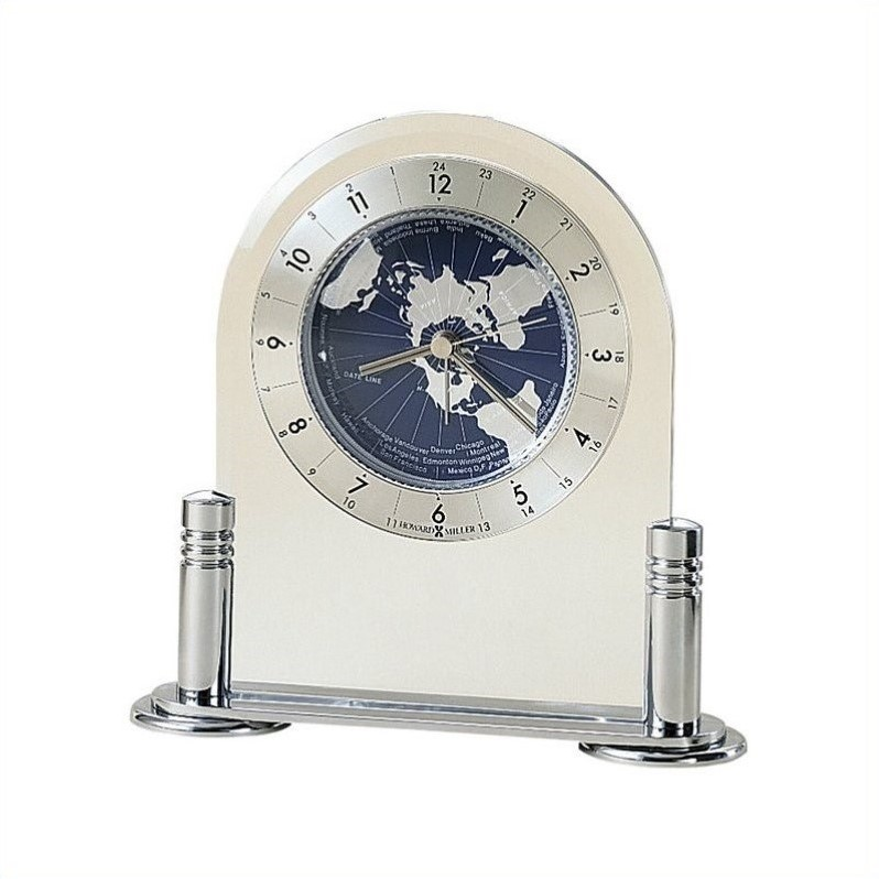 Howard Miller Discoverer Alarm Clock