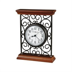Howard Miller Mildred Quartz Alarm Clock
