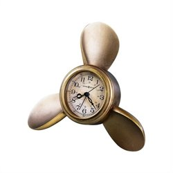 Howard Miller Propeller Arm Maritime Clock
