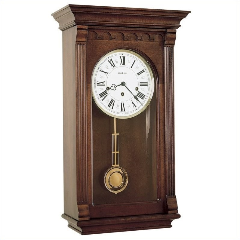 Alcott Key Wound Wall Clock