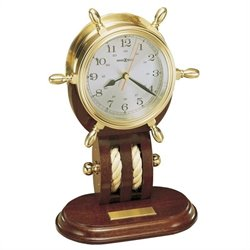 Howard Miller Britannia Maritime Table Clock