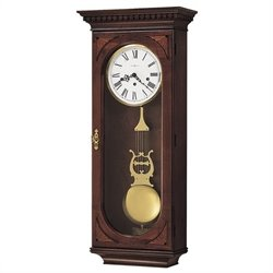 Howard Miller Lewis Key Wound Wall Clock