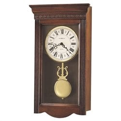 Howard Miller Eastmont Quartz Wall Clock