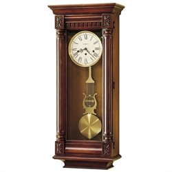 Howard Miller New Haven Wall Key Wound Wall Clock