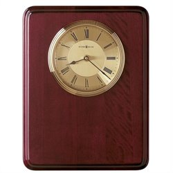 Howard Miller Honor Time I Plaque Wall/Table Clock