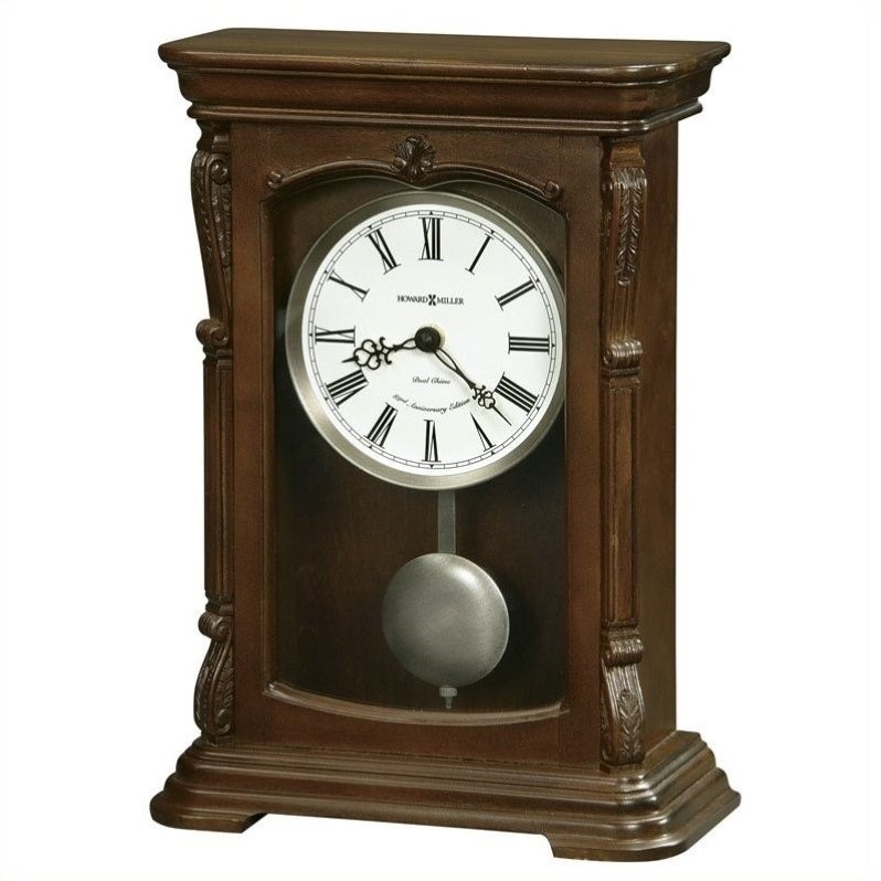 Howard Miller Lanning Quartz Mantel Clock
