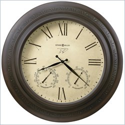 Howard Miller Ty Pennington Copper Harbor Wall Clock