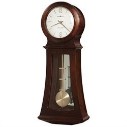 Howard Miller Gerhard 84th Anniversary Edition Wall Clock  in Chocolate