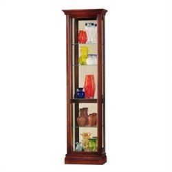 Howard Miller Gregory Traditional Display Curio Cabinet