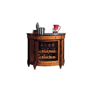 Howard Miller Merlot Valley Wine and Spirits Console Home Bar