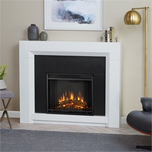 Real Flame Colton Electric Fireplace