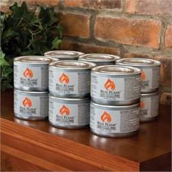 Real Flame Real Flame Gel Fuel - 7 oz cans - 12 pack
