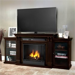 Real Flame Ashley Entertainment Center Gel Fireplace